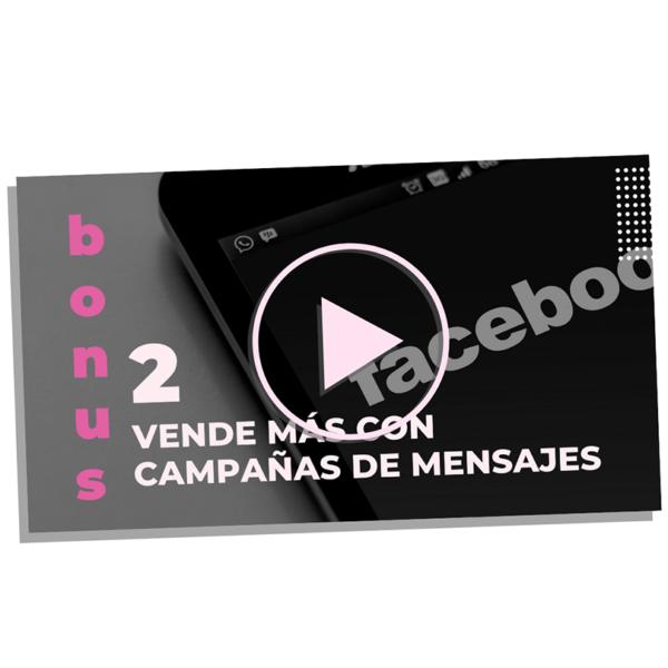 bonus 2 - vende mas con campañas de mensajes